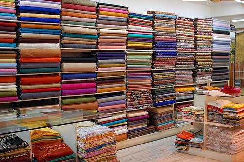 Chợ vải Trung Đại Quảng Châu